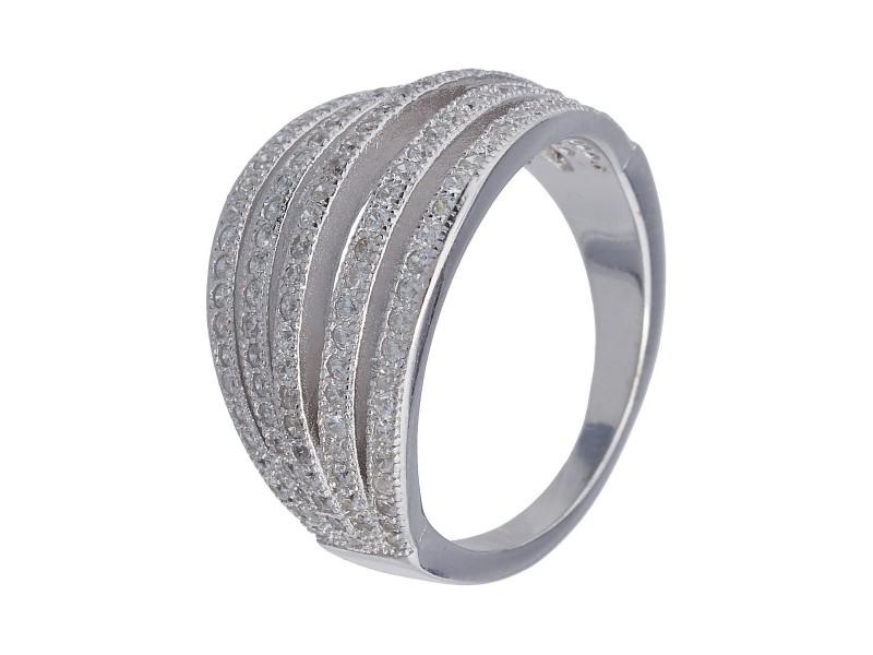 Серебряное Кольцо арт. 10303 Фианит