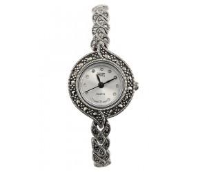 Часы арт. HW028 Марказит Swarovski, Фианит
