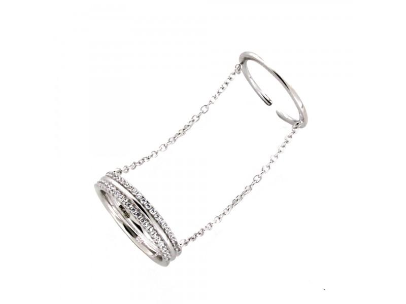 Серебряное Кольцо арт. 10143 Фианит