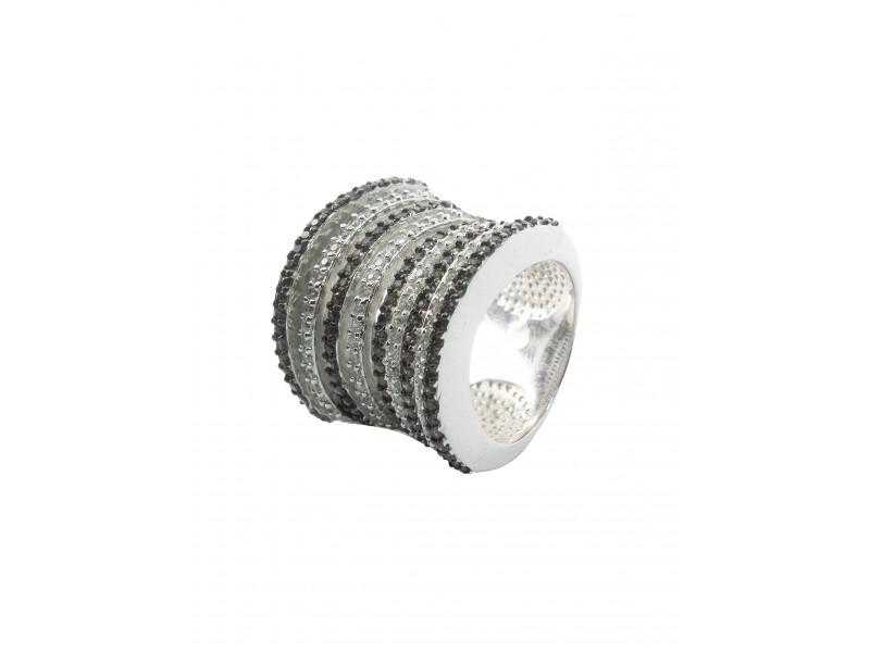 Серебряное Кольцо арт. 10292 Фианит