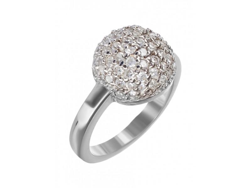 Серебряное Кольцо арт. 10176 Фианит